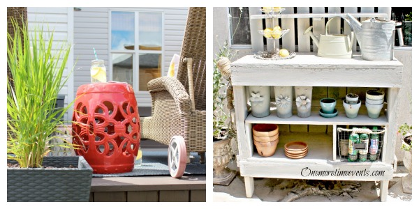 Week 17 Projects - Outdoor Extravaganza - Satori Design for Living
