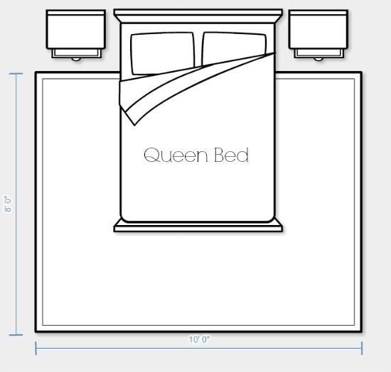 Bedroom Area Rug Options Reader Question Satori Design