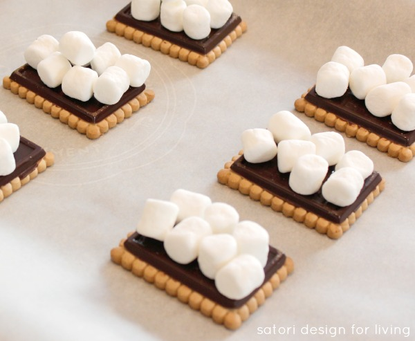 Easy Oven S'mores - Satori Design for Living