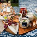 Jar Recipes to Take Along on Your Next Picnic - Styling & Design by Bash, Please via Design Sponge | Photos by Tinywater