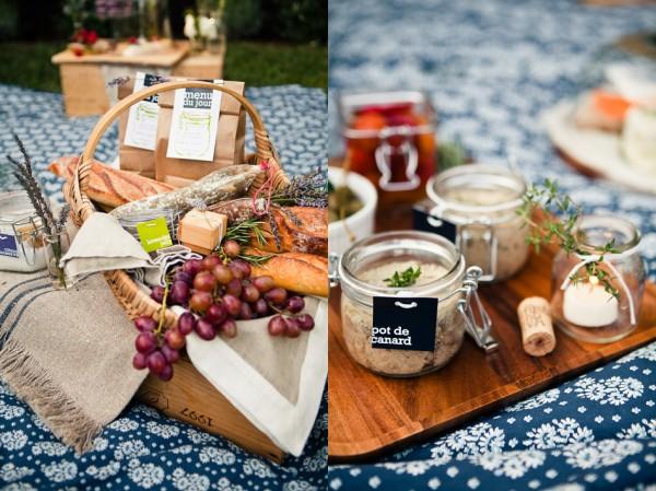 picnic via Elizabeth Anne Designs