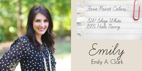 Emily - Emily A Clark - Favorite Paint Colors