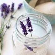 Lavender Infused Sugar - Satori Design for Living