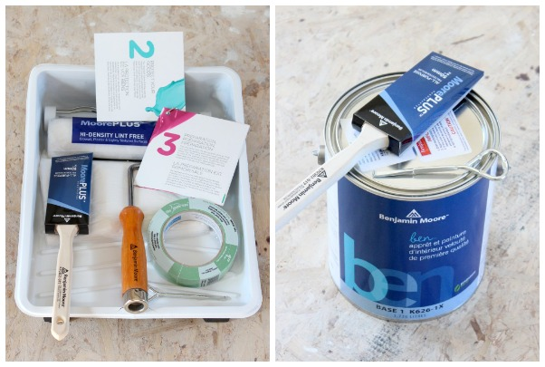 ben & ME bag - Benjamin Moore Painting Supplies for a Flawless Finish - Satori Design for Living