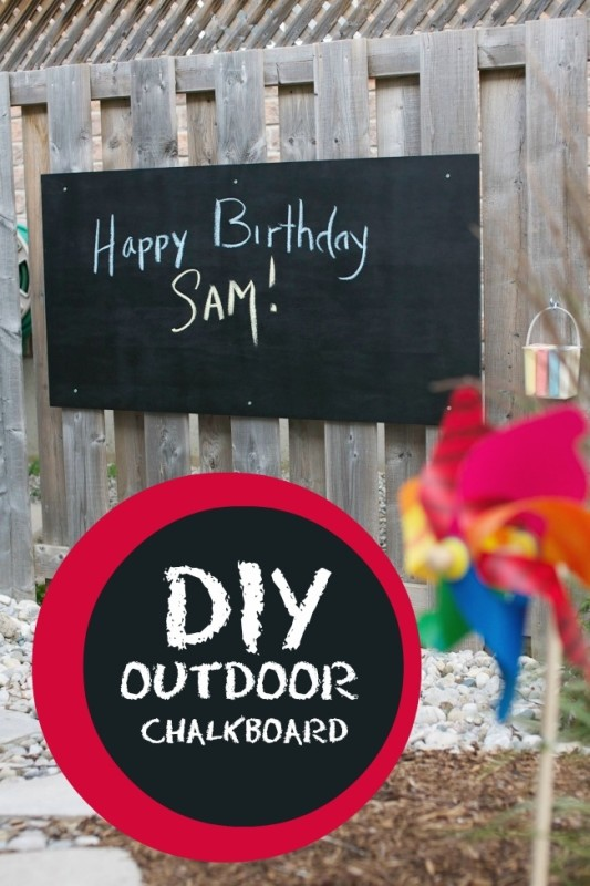 how-to-make-an-outdoor-chalkboard
