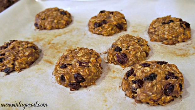 Banana-Oatmeal-Breakfast-Cookies