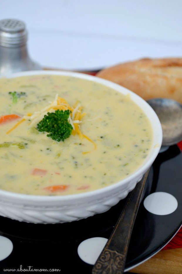Broccoli-Cheese-Potato-Soup