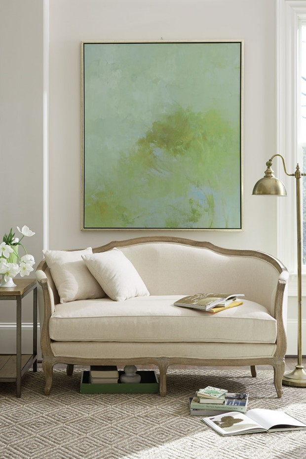 Giclee Oversized Art Print via How to Decorate by Ballard Designs