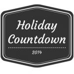 Happy Halloween & Holiday Countdown Update No. 2