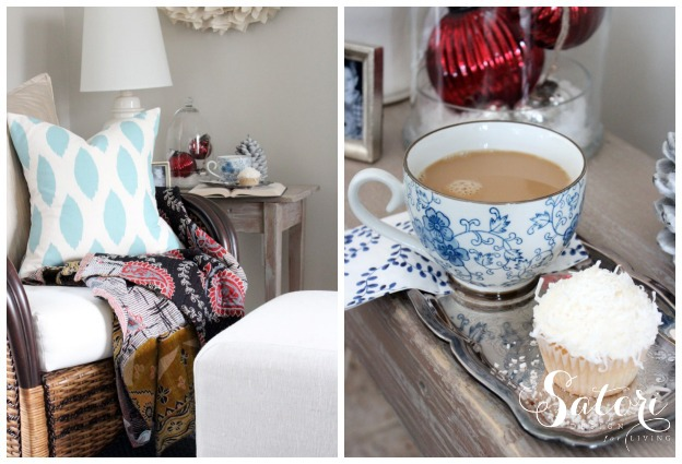 Favorite Things Giveaway - Holiday Gift Ideas - Reader's Afternoon Escape - Satori Design for Living
