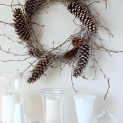 Woodland Wreath | Satori Design for Living