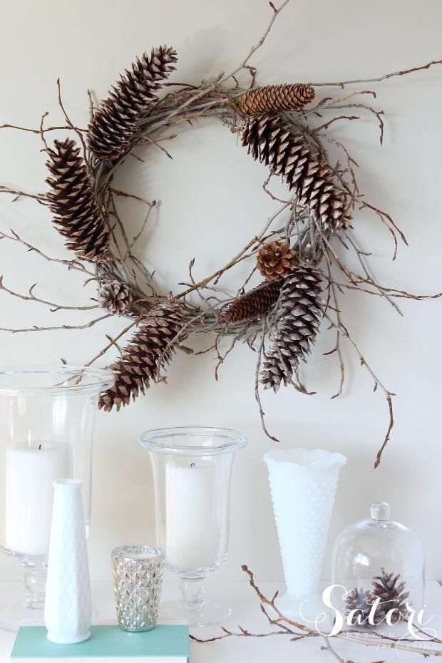 Woodland Wreath   Satori Design for Living