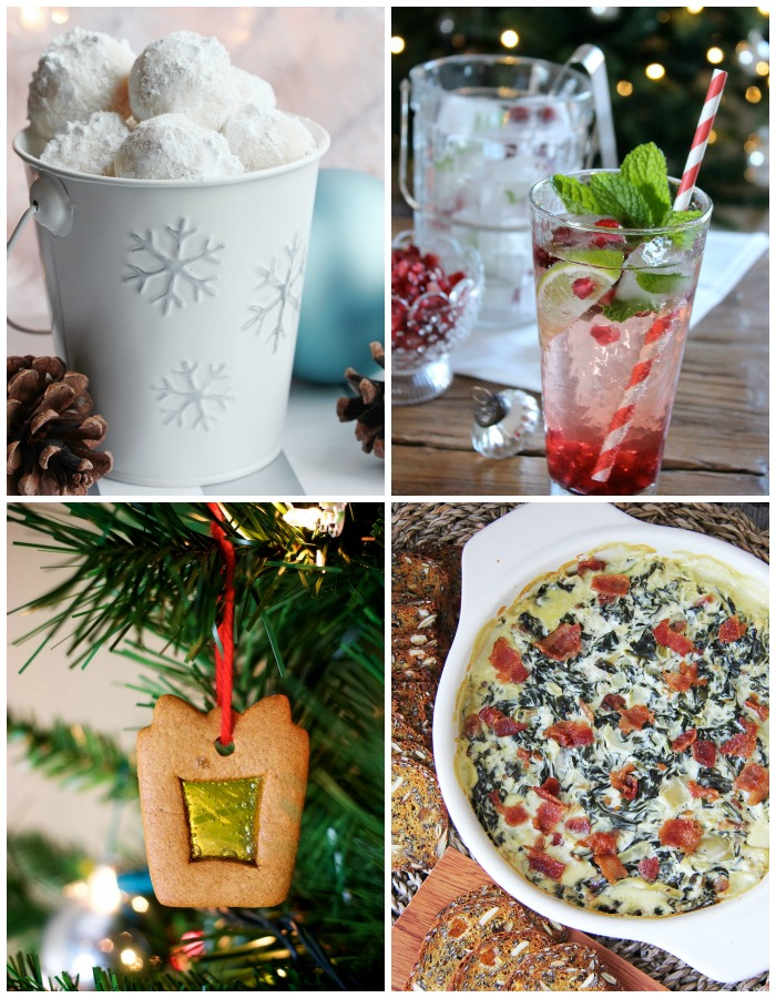 Festive Holiday Recipes - Discover more at SatoriDesignforLiving.com