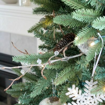 Ways to Make Your Christmas Tree Look Fuller