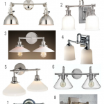 Top Picks: Double Sconce Bathroom Lighting