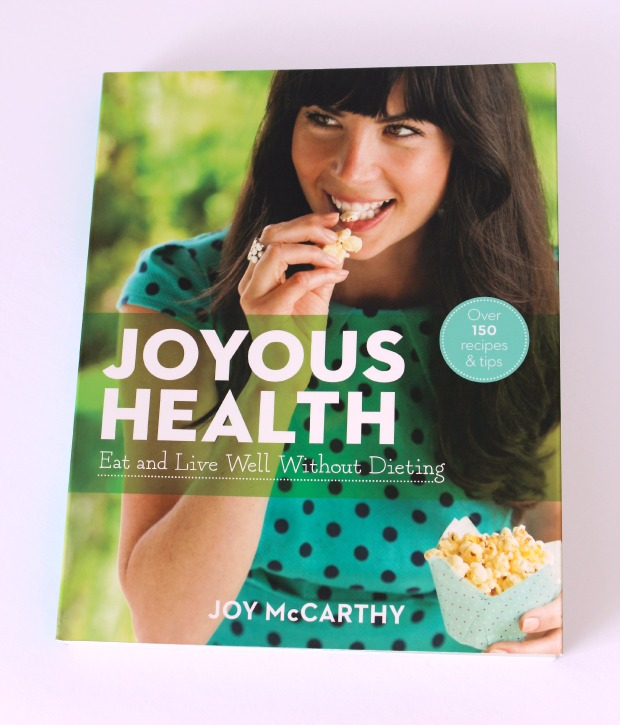 Joyous Health by Joy McCarthy