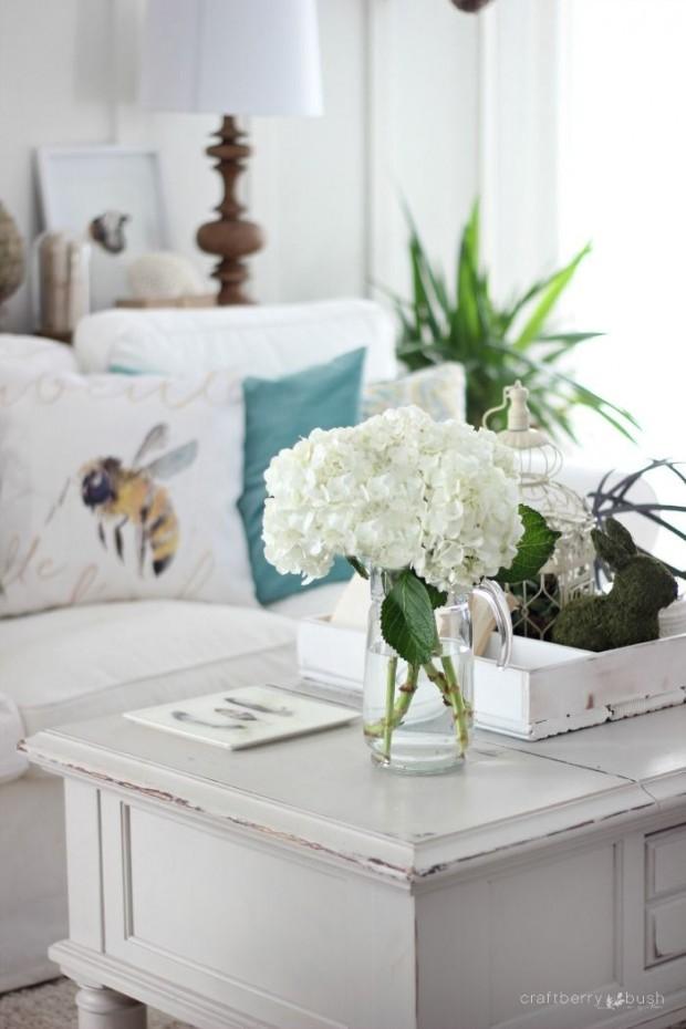 Pretty Spring Decorating Ideas Satori Design For Living