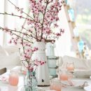 Spring Decorating Ideas - Spring Tablescape | Dreamy Whites