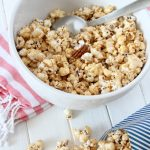 Honey & Cinnamon Caramel Popcorn