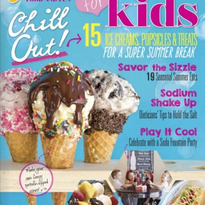 Yum Food & Fun for Kids Magazine Feature