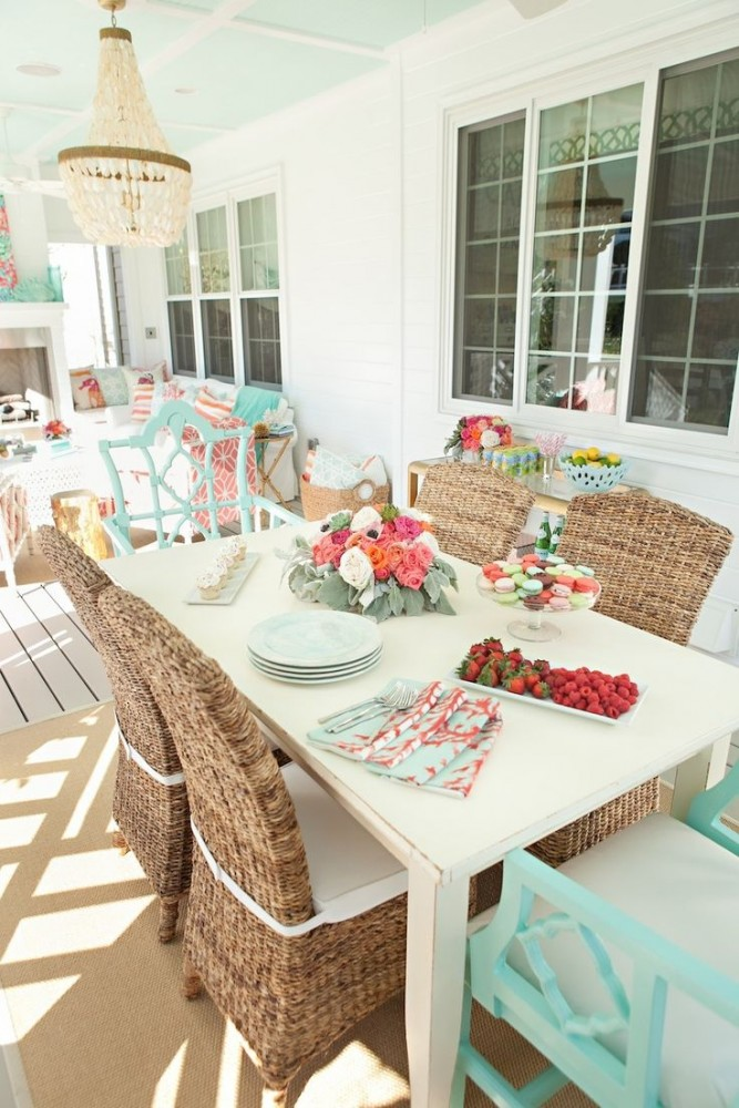 Easy Breezy Summer Front Porches & Decks