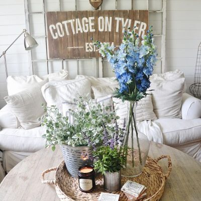 Summer Decorating Ideas - Liz Marie Blog