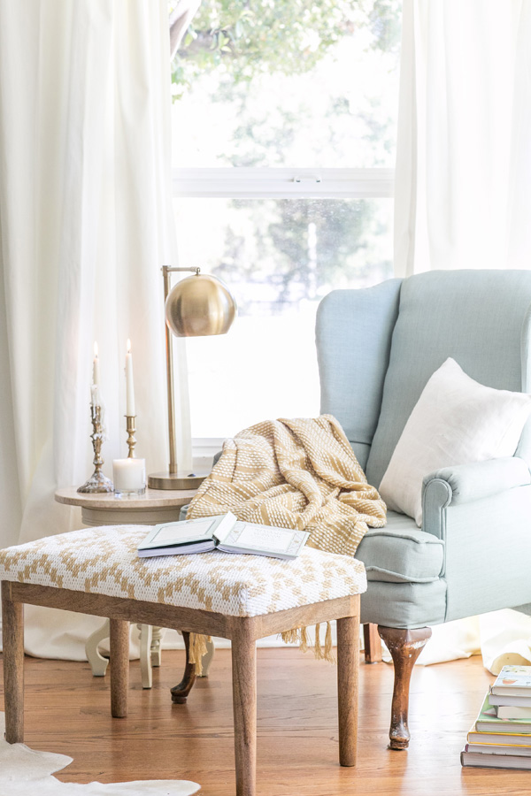 Dreaming About Cozy Reading Nooks