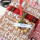 Mini Wreath Gift Tags & More Christmas Wrapping Ideas