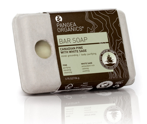 Pangea Organics Bar Soap - Gifts that Give Back - Stocking Stuffers - Christmas Gifts for Him Hand Picked by Satori Design for Living
