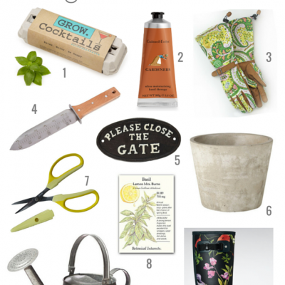 Gardening Gifts for Mom - Mother's Day Gifts - Satori Design for Living