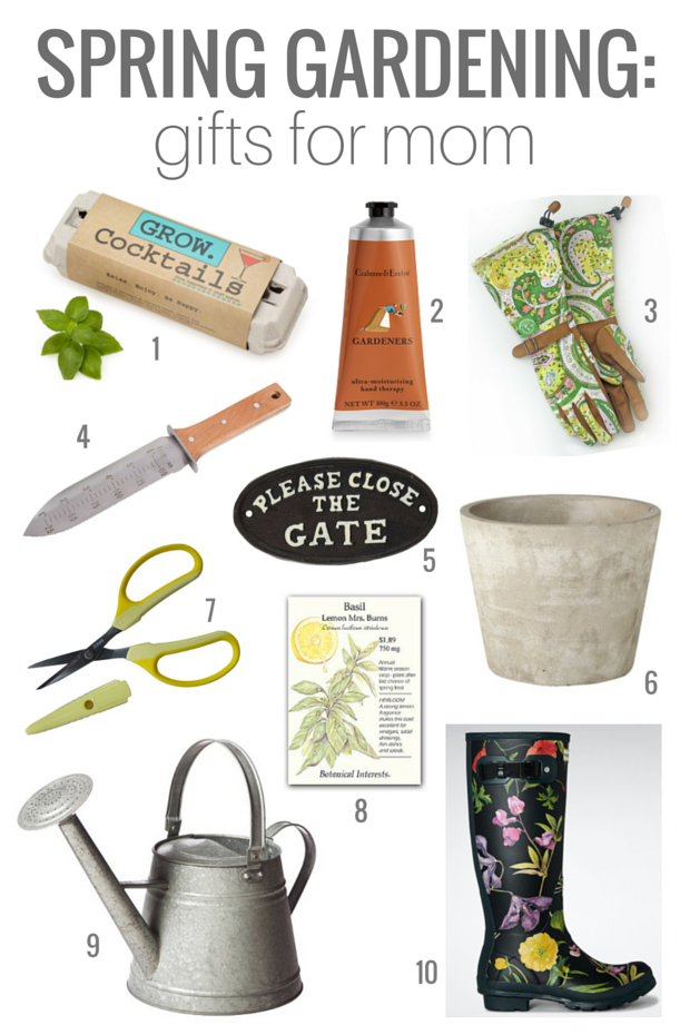 Spring Gardening Gifts For Mom Satori Design For Living
