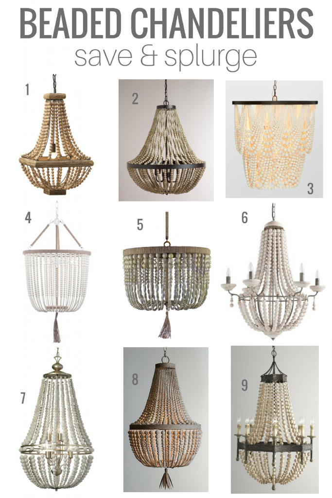 Beaded Chandeliers Amp Invaluable Lighting Lessons Satori