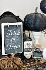 Chic Halloween Decorating Ideas