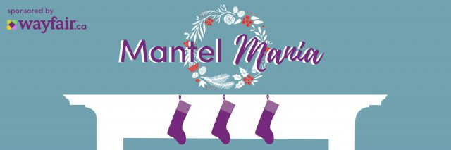 Mantel Mania - Mantel Decorating Ideas for Christmas - Christmas Mantel Decor