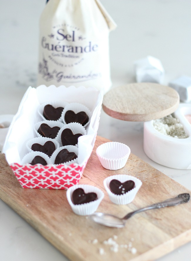 Homemade Chocolate for Valentine's Day - Make these decadent chocolates to package up for family and friends. Spread the love!