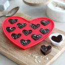 Valentine's Day Dessert - Chocolate Truffles with Fleur de Sel