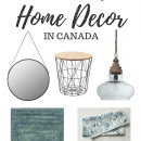 Not sure where to shop for home decor in Canada? I've rounded up some of the best sources for Canadian shoppers, both in-store and online.