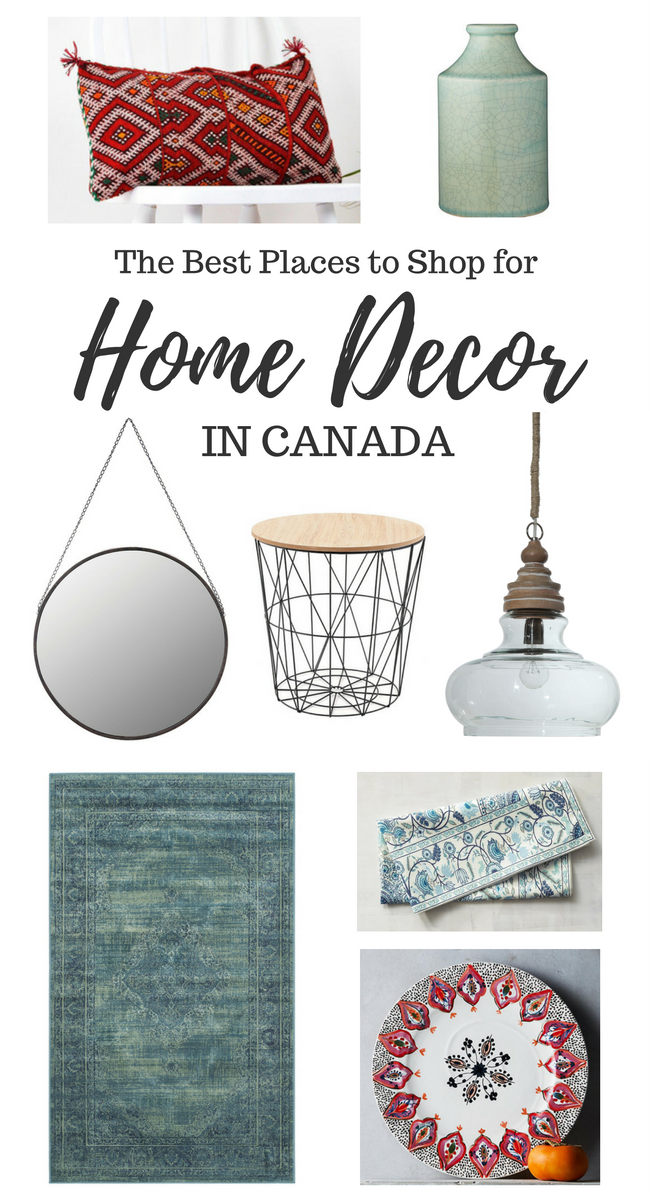 Shopping For Home Decor In Canada Satori Design For