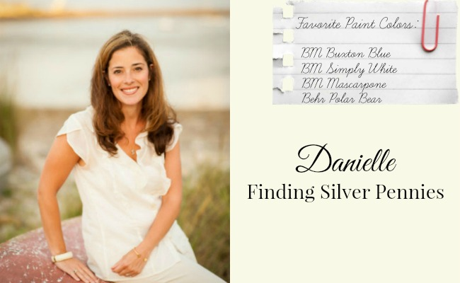 Favorite Paint Colors - Danielle from Finding Silver Pennies