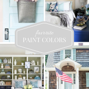 Paint Color Picks from Top Home Bloggers {Part One}