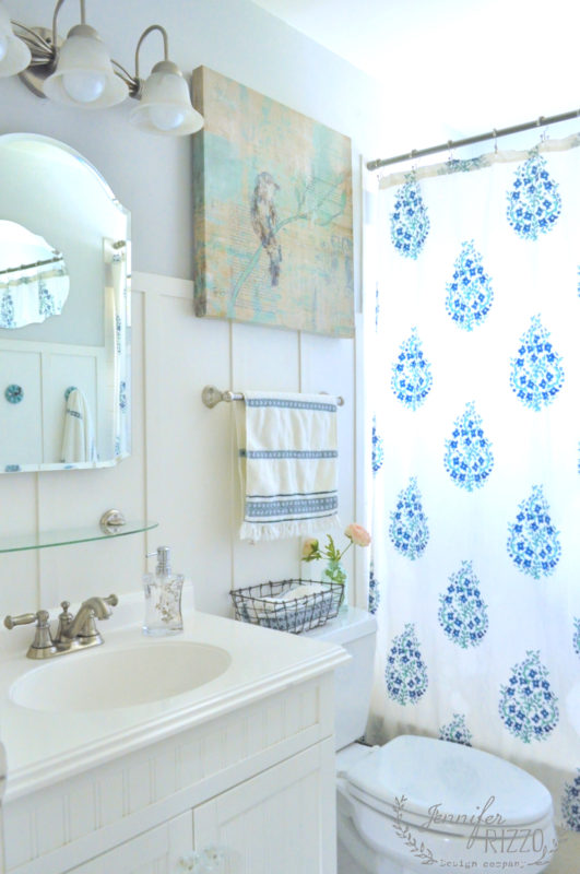 Martha Stewart Dolphin Gray Bathroom   Jennifer Rizzo   Favorite Paint Color