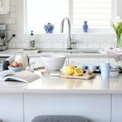 Classic White Kitchen Renovation (The Finishes)