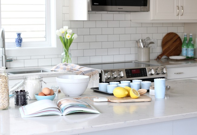 5 Easy Ways to Freshen Your Kitchen for Spring - Satori Design for Living