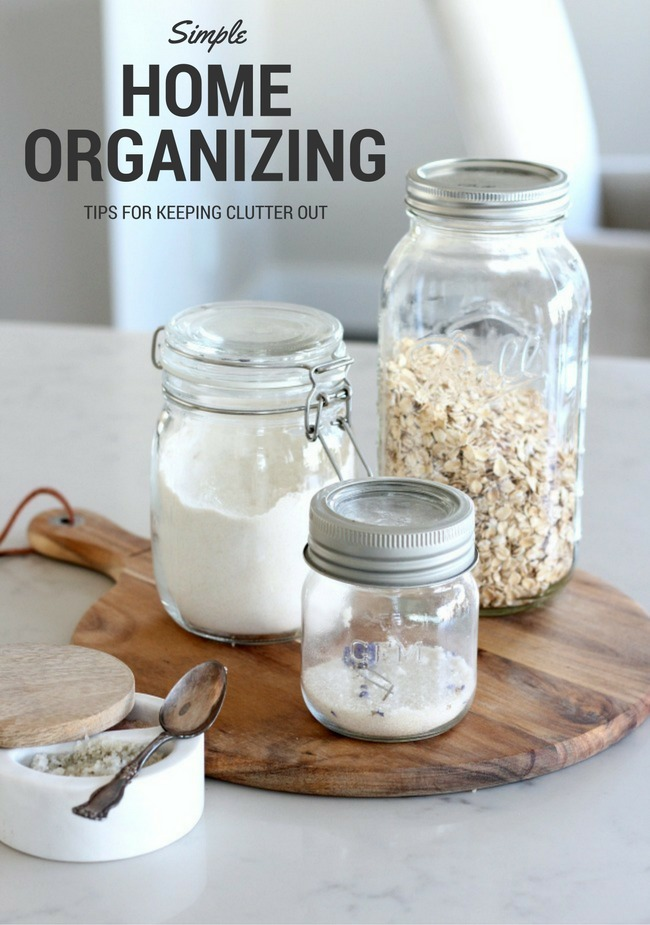 Simple Home Organizing Tips for the Whole Family
