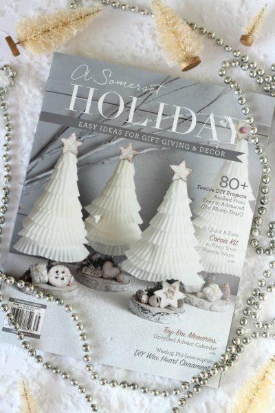 A Somerset Holiday Magazine 2017 - Vintage Inspired Christmas Tags - Satori Design for Living
