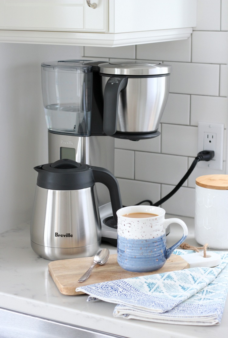 Breville Precision Brewer™ Thermal Coffee Maker - Craft a Delicious Cup of Coffee with Ease