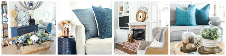 Seasonal Simplicity Fall Home Tour