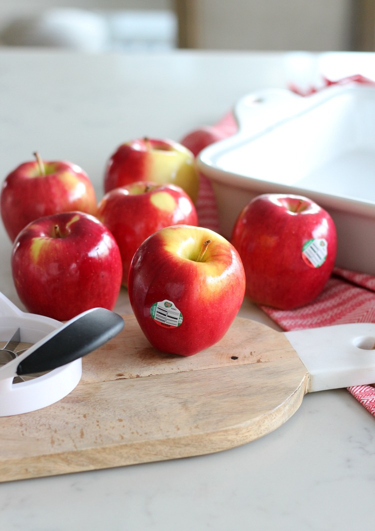 Try Ambrosia apples for snacking, salads, pies and baking!