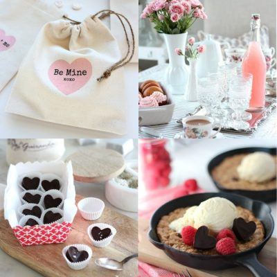 Valentine's Day Ideas - Gifts, Recipes, Decor and More