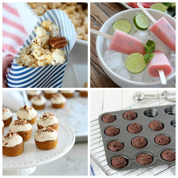 Healthy and tasty snack recipes, including energy bites, smoothies, popsicles, popcorn, cookies and more!
